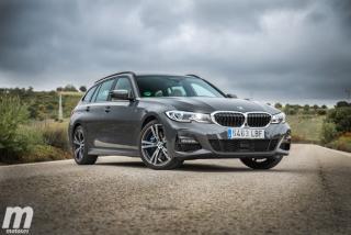 Galería BMW 320d Touring Foto 5