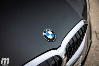 Galería BMW 320d Touring Foto 11