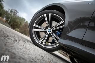Galería BMW 320d Touring Foto 16