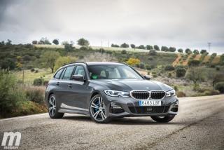 Galería BMW 320d Touring Foto 26