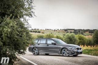 Galería BMW 320d Touring Foto 27