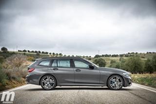 Galería BMW 320d Touring Foto 28