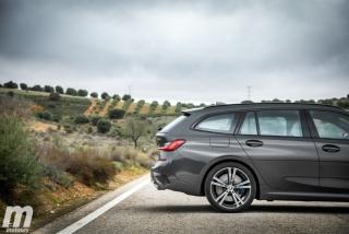 Galería BMW 320d Touring Foto 29