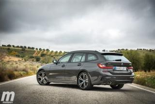 Galería BMW 320d Touring Foto 31