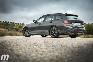 Galería BMW 320d Touring Foto 32