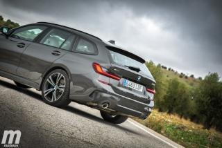 Galería BMW 320d Touring Foto 33