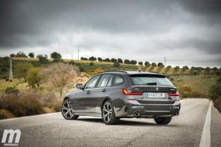 Galería BMW 320d Touring Foto 34