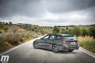 Galería BMW 320d Touring Foto 35