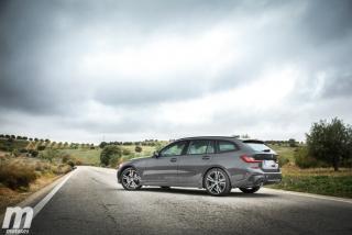 Galería BMW 320d Touring Foto 36