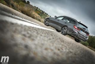 Galería BMW 320d Touring Foto 38