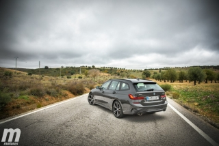 Galería BMW 320d Touring Foto 39