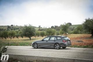 Galería BMW 320d Touring Foto 41