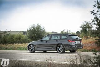 Galería BMW 320d Touring Foto 42