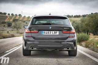 Galería BMW 320d Touring Foto 43