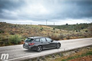 Galería BMW 320d Touring Foto 44