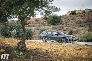 Galería BMW 320d Touring Foto 45