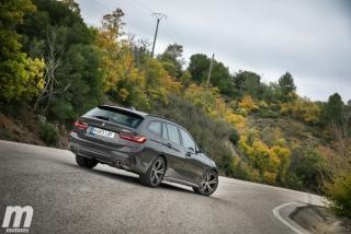 Galería BMW 320d Touring Foto 48