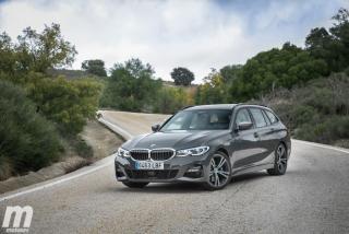 Galería BMW 320d Touring Foto 49