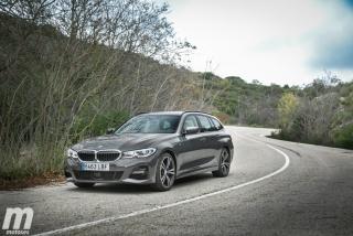 Galería BMW 320d Touring Foto 51