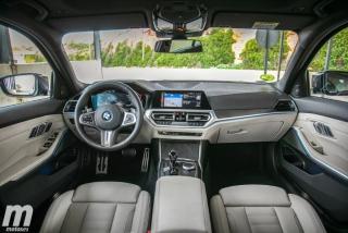 Galería BMW 320d Touring Foto 78