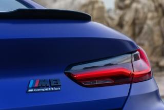 Galería BMW M8 Competition Foto 27