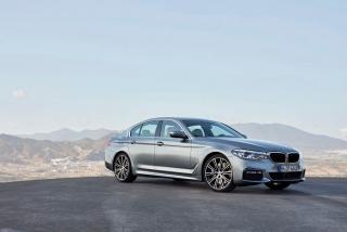 Galería BMW Serie 5 2017 Foto 1