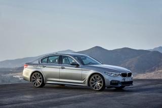 Galería BMW Serie 5 2017 Foto 3