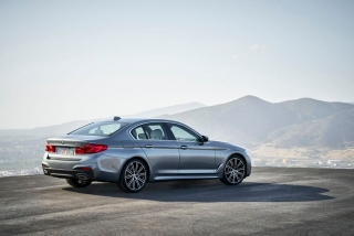 Galería BMW Serie 5 2017 Foto 6