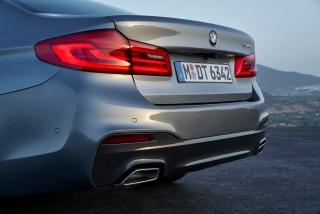 Galería BMW Serie 5 2017 Foto 9