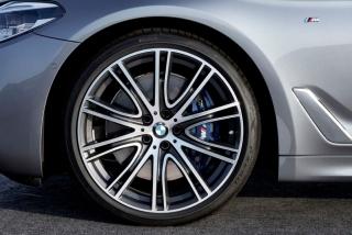 Galería BMW Serie 5 2017 Foto 10