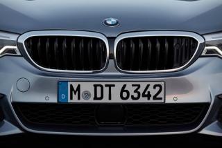 Galería BMW Serie 5 2017 Foto 11