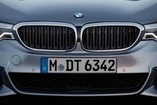 Galería BMW Serie 5 2017 Foto 12