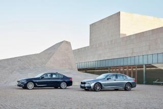 Galería BMW Serie 5 2017 Foto 16