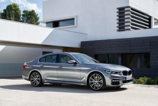 Galería BMW Serie 5 2017 Foto 17