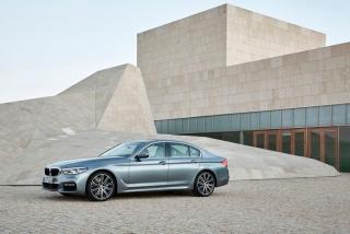 Galería BMW Serie 5 2017 Foto 18