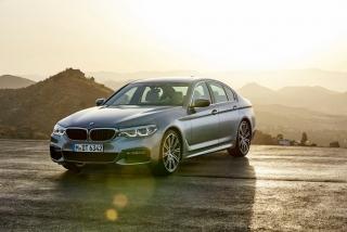 Galería BMW Serie 5 2017 Foto 19