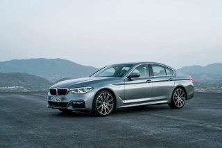 Galería BMW Serie 5 2017 Foto 20