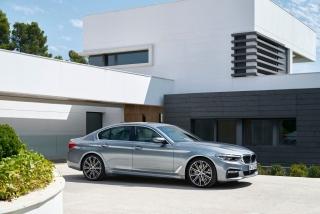 Galería BMW Serie 5 2017 Foto 21