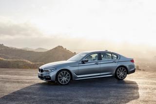 Galería BMW Serie 5 2017 Foto 22