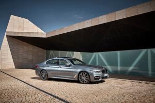 Galería BMW Serie 5 2017 Foto 24