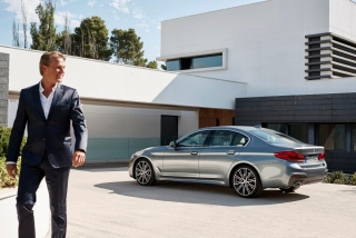 Galería BMW Serie 5 2017 Foto 26