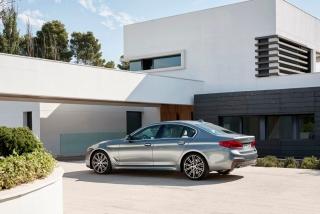 Galería BMW Serie 5 2017 Foto 27