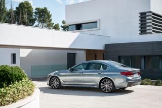 Galería BMW Serie 5 2017 Foto 28