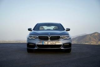 Galería BMW Serie 5 2017 Foto 29