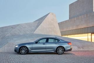 Galería BMW Serie 5 2017 Foto 30