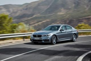 Galería BMW Serie 5 2017 Foto 31
