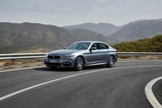 Galería BMW Serie 5 2017 Foto 32
