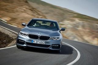Galería BMW Serie 5 2017 Foto 33