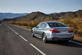 Galería BMW Serie 5 2017 Foto 34