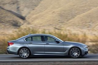 Galería BMW Serie 5 2017 Foto 35